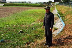 Setahun Dibangun, Embung Jomblang Muspro