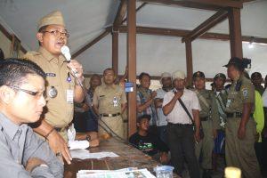 Warga Sidoharjo Geruduk Camat Suradadi Diminta Klarifikasi Pernyataan di Media