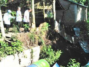 DPRD Desak Penanganan Dukuh Blimbing, Tanah Bergerak Kembali Terjadi