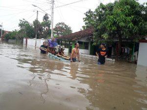 Banjir Diduga Akibat Pembangunan Tol